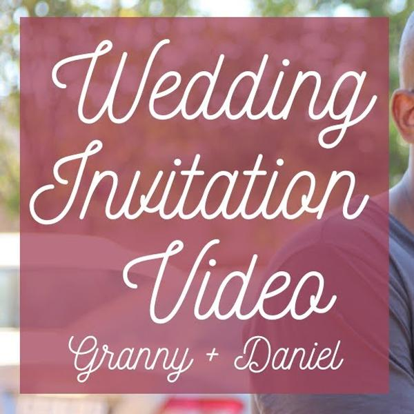 Product: Video Invitation