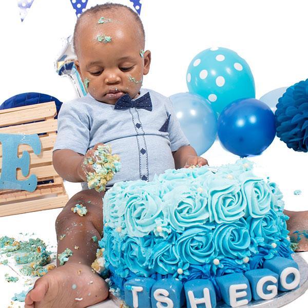 Product: Studio Cake Smash Birthday