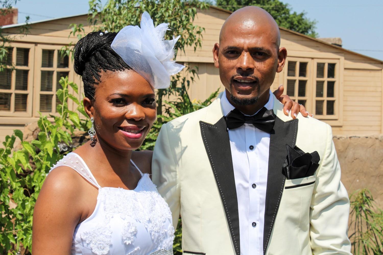 Kgabo & Mary Rankapole