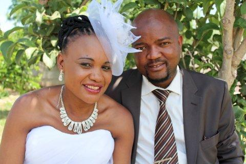Lawrence & Bessie Mokoena