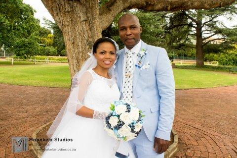 Amos & Kgomotso's Christmas Wedding