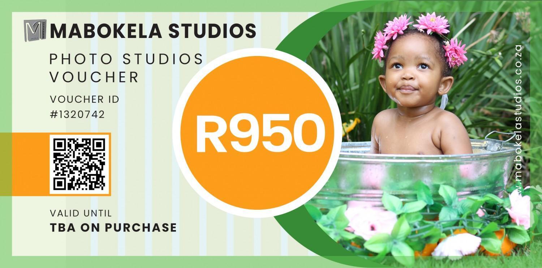 Mabokela Studios Gift Voucher - R950