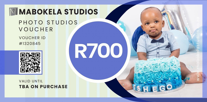 Mabokela Studios Gift Voucher - R700